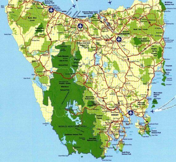 Tasmania 2005