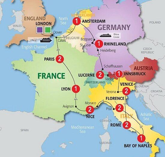 European Cavalcade – October 2014