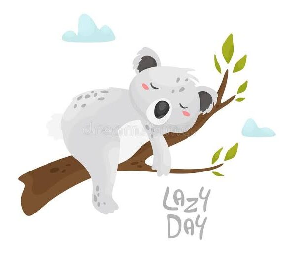 Lazy Day – 5th April